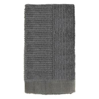 Ręcznik do rąk 50x100 cm Classic, szary, Zone Denmark