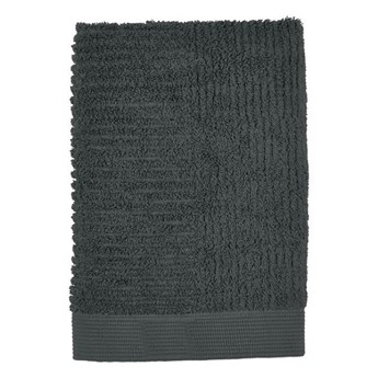 Ręcznik do rąk 50x70 cm Classic, ciemny zielony, Zone Denmark