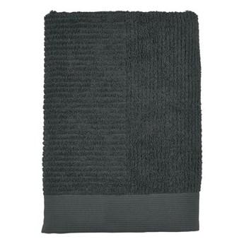 Ręcznik do kąpieli 70x140 cm Classic, ciemny zielony, Zone Denmark