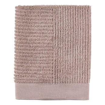 Ręcznik do rąk 50x70 cm Classic, nude, Zone Denmark