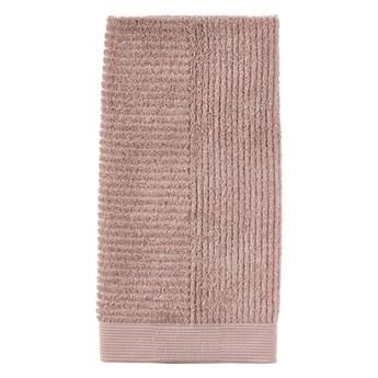 Ręcznik do rąk 50x100 cm Classic, nude, Zone Denmark
