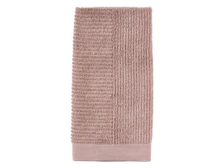Ręcznik do rąk 50x100 cm Classic, nude, Zone Denmark Bawełna Kategoria Ręczniki