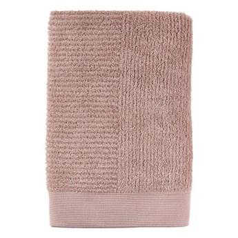 Ręcznik do kąpieli 70x140 cm Classic, nude, Zone Denmark