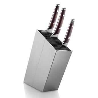 Blok na noże ukośny, szary, Eva Solo