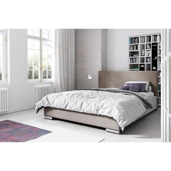 Łóżko tapicerowane CAMPO : Powierzchnia spania łóżka - 160x200cm, Wybierz tkaninę  - Riviera 16