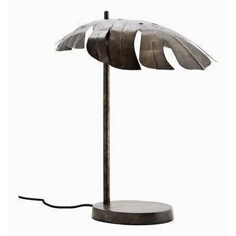 Lampa stołowa w kształcie liścia Monstery
