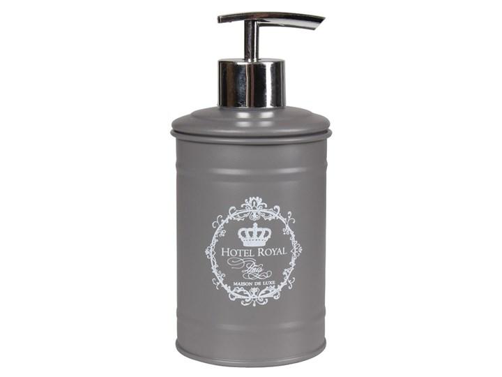 SELSEY Dozownik do mydła Translucide szary
