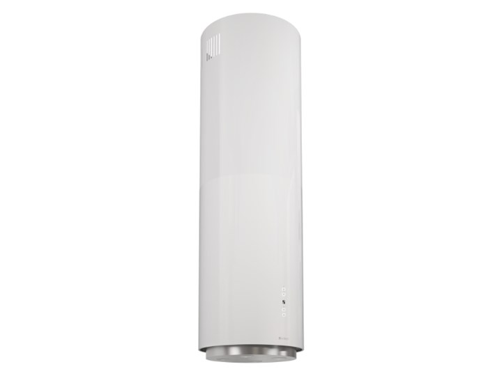 Okap kuchenny Asterio Isola 39.1 White Okap przyścienny Okap wyspowy Poziom hałasu 70 dB