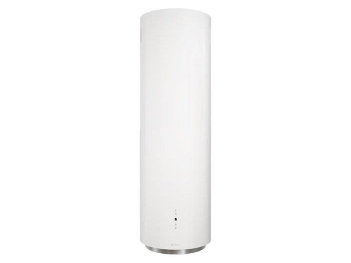 Okap kuchenny Asterio Isola 39.1 White Okap wyspowy Okap przyścienny Sterowanie Elektroniczne