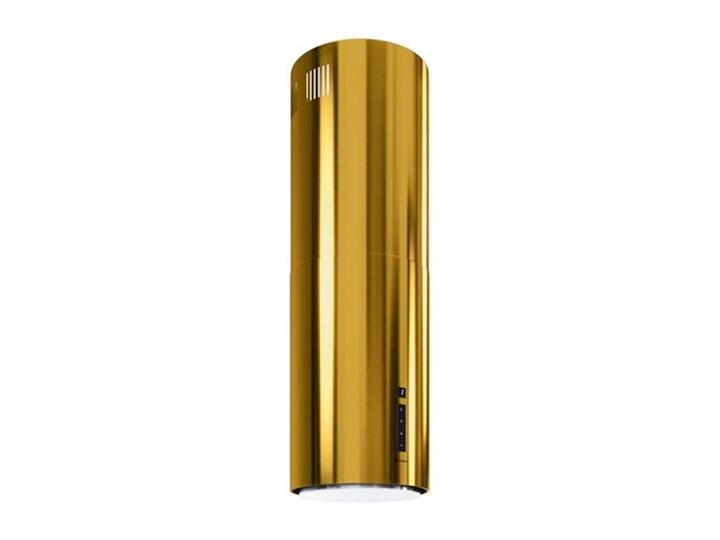 Okap kuchenny Heweno Isola 39.1 Gold Poziom hałasu 42 dB Okap wyspowy Okap przyścienny Poziom hałasu 69 dB
