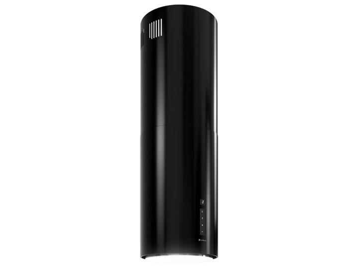 Okap kuchenny Heweno Isola 39.1 Black Okap wyspowy Poziom hałasu 62 dB Okap przyścienny Sterowanie Elektroniczne