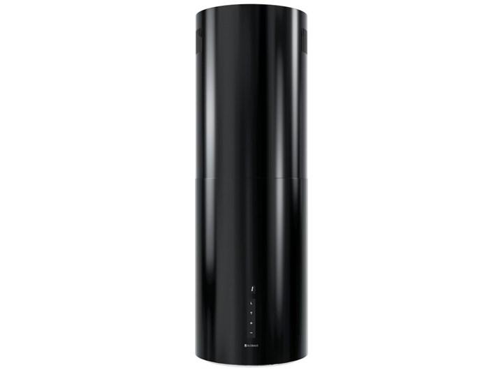 Okap kuchenny Heweno Isola 39.1 Black Okap przyścienny Okap wyspowy Poziom hałasu 62 dB