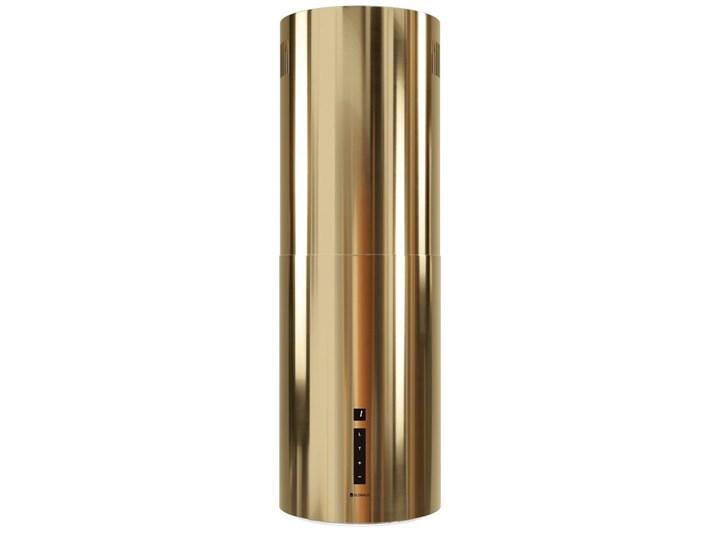 Okap kuchenny Heweno Isola 39.1 Light Gold Okap wyspowy Okap przyścienny Poziom hałasu 42 dB