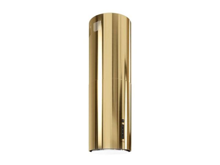 Okap kuchenny Heweno Isola 39.1 Light Gold Okap wyspowy Poziom hałasu 69 dB Okap przyścienny Sterowanie Elektroniczne