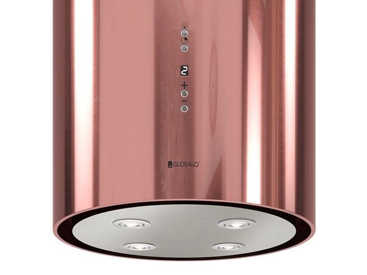 Okap kuchenny Asterio Isola 39.1 Rose Okap wyspowy Okap przyścienny Poziom hałasu 62 dB