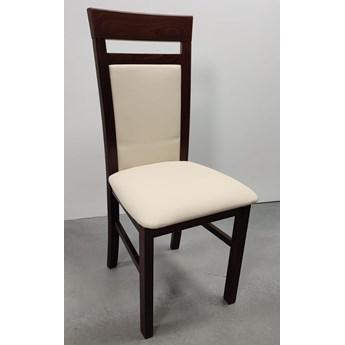 Krzesło MILANO 6 orzech 28 WYPRZEDAŻ MAGAZYNOWA