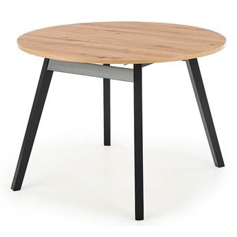 Okrągły rozkładany stół do salonu - Berlin