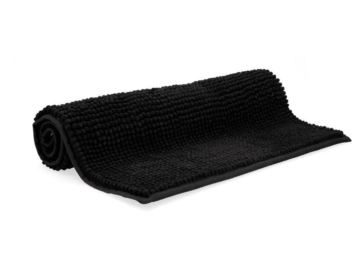 JON Dywanik łazienkowy czarny 50x80 cm Kategoria Dywaniki łazienkowe