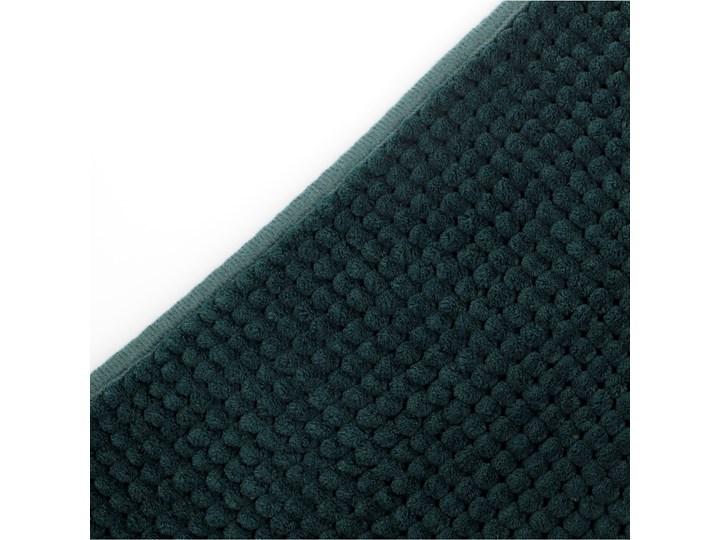JON Dywanik łazienkowy ciemnozielony 50x80 cm Kategoria Dywaniki łazienkowe