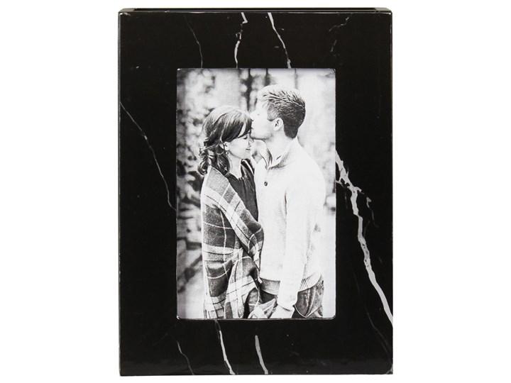 SELSEY Ramka na zdjęcia Rosela 12x16 cm drewniana czarna Drewno Tworzywo sztuczne Pomieszczenie Sypialnia