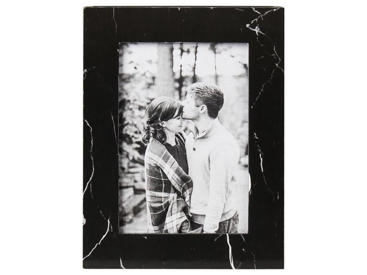 SELSEY Ramka na zdjęcia Rosela 14x19 cm drewniana czarna Drewno Tworzywo sztuczne Kolor Czarny