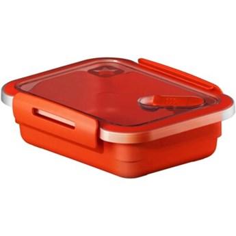 Pojemnik plastikowy ROTHO Memory 1128102792 0.4 L Pomarańczowy
