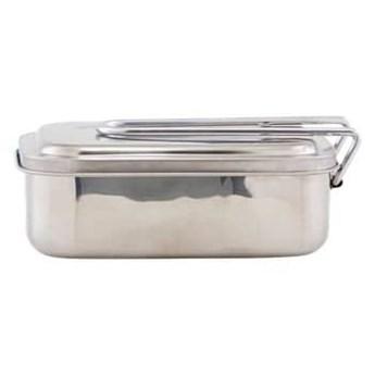Lunch box Boxit-M ze stali nierdzewnej HOUSE DOCTOR