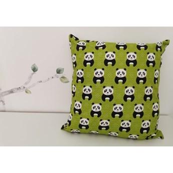 Poszewka w pandy 100% bawełna 40x40