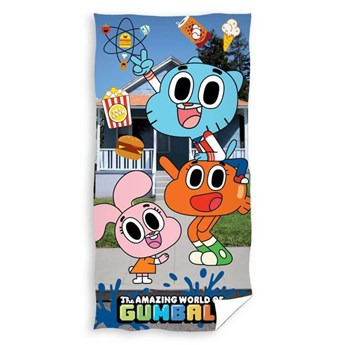 Ręcznik licencyjny Gumball 70x140