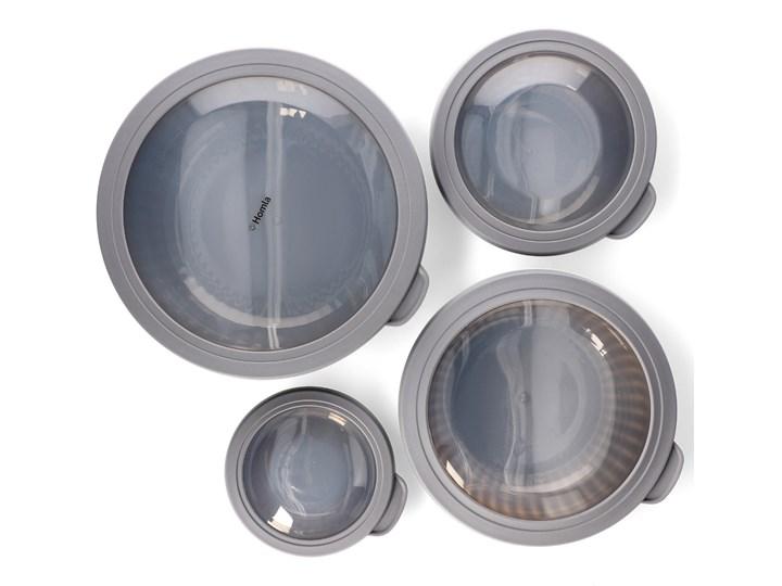 EASY COOK Zestaw misek z pokrywkami 4 szt Typ Zestawy Kategoria Pojemniki i puszki
