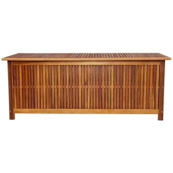 Drewniana skrzynia ogrodowa Ria 3X