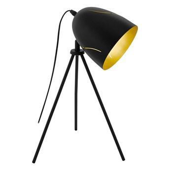 Eglo 43007 - Lampa stołowa HUNNINGHAM 1xE27/60W/230V