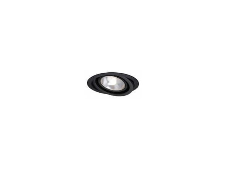 Nero oczko podtynkowe ruchome czarne Kolor Czarny Oprawa stropowa Kategoria Oprawy oświetleniowe