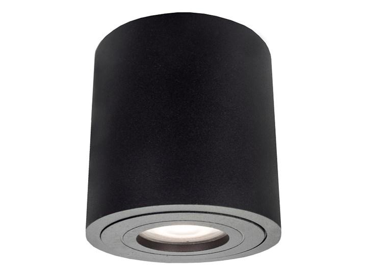 Faro XL oprawa natynkowa czarna IP65 Oprawa wodoodporna Oprawa stropowa Kolor Czarny