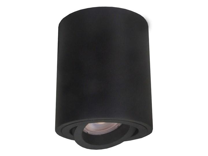 Tulon oprawa natynkowa czarna Kolor Czarny Oprawa stropowa Kategoria Oprawy oświetleniowe