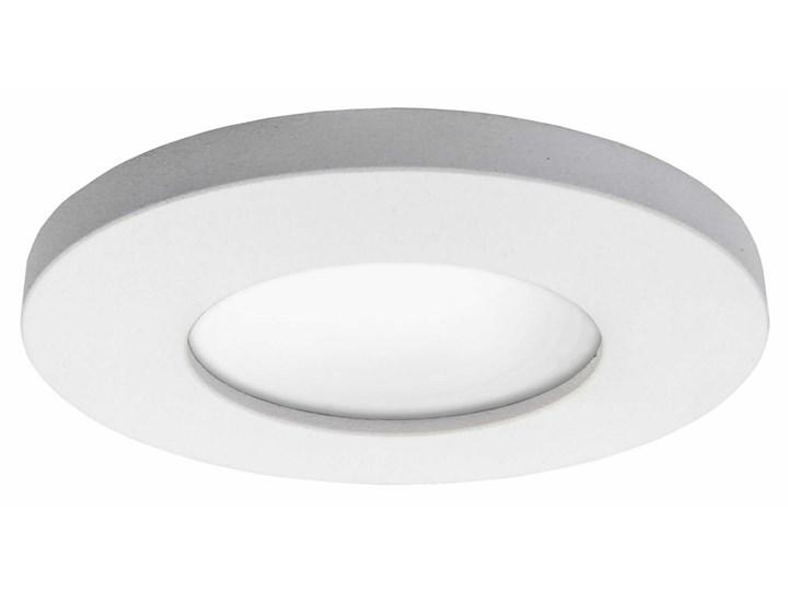 Lagos oczko podtynkowe okrągłe białe IP65 Oprawa wpuszczana Oprawa stropowa Oprawa biurowa Kolor Biały