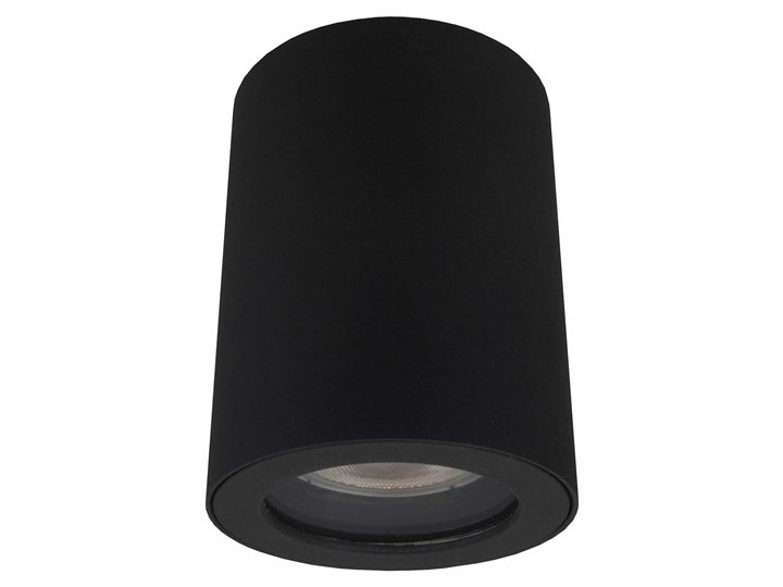 Oprawa natynkowa Faro czarna IP65 Kolor Czarny Oprawa stropowa Oprawa wodoodporna Kategoria Oprawy oświetleniowe