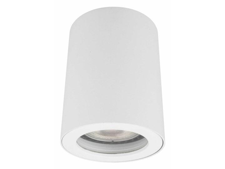 Oprawa natynkowa Faro biała IP65 Oprawa stropowa Oprawa wodoodporna Kolor Biały Kategoria Oprawy oświetleniowe