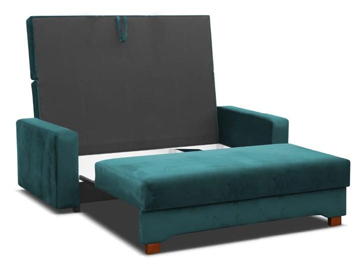 Sofa z funkcją spania 3 osobowa LUX-1 / kolory do wyboru Szerokość 60 cm Głębokość 160 cm Rozkładanie Rozkładana Wielkość Dwuosobowa