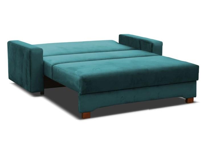 Sofa z funkcją spania 3 osobowa LUX-1 / kolory do wyboru Głębokość 160 cm Szerokość 60 cm Materiał obicia Welur