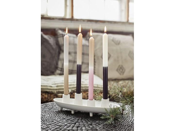 Madam Stoltz - Świeca dwukolorowa Świecznik Kategoria Świeczniki i świece