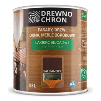 Lakierobejca 2w1 palisander Drewnochron