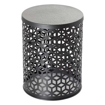 Stolik pomoczniczy Fabia wys. 41cm black, 31×31×41cm