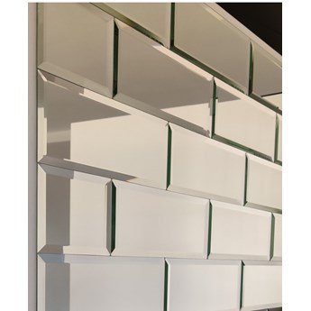 Zestaw płytek o wymiarze: 200cm x 60 cm Cegiełka