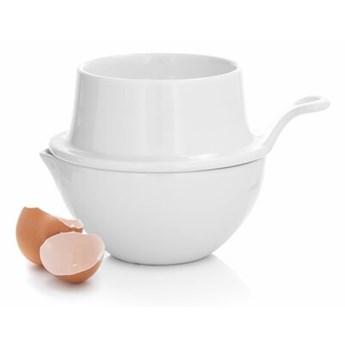 Separator do żółtek DUKA SMART biały ceramika