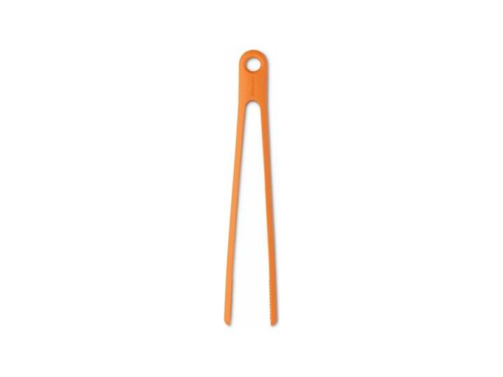 Szczypce BRABANTIA Tasty Colours 108440 Szczypce do grilla Szczypce uniwersalne Kolor Pomarańczowy