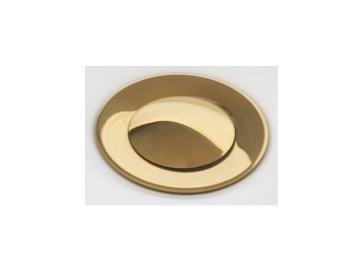 Wanna przyścienna wolnostojąca Corsan E030 Mono 160 cm z wykończeniem różowe złoto Kolor Różowy Stal Akryl Wolnostojące Kolor Złoty