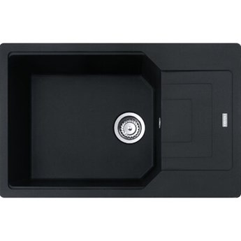 Zlewozmywak FRANKE Urban UBG 611-78 XL Czarny mat