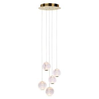 Lampa wisząca Rosario PND-12220121-5A-GD ITALUX PND-12220121-5A-GD