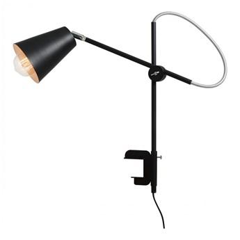 Lampa biurkowa ARTE BLACK z uchwytem 1008B1_U ALDEX 1008B1_U